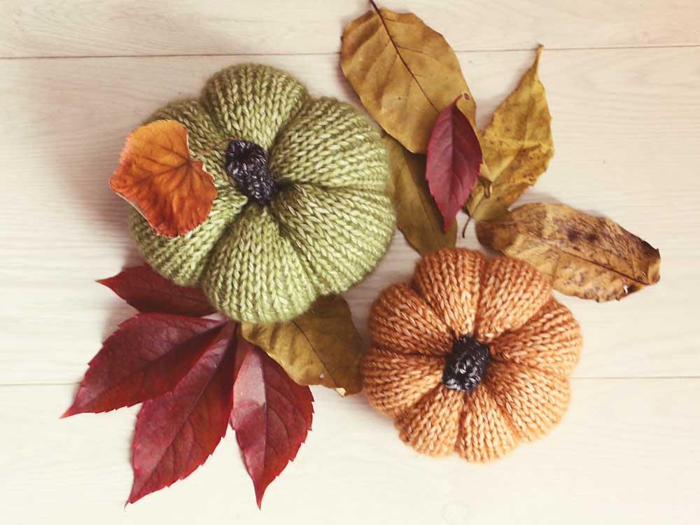 Patrons gratuits tricot automne